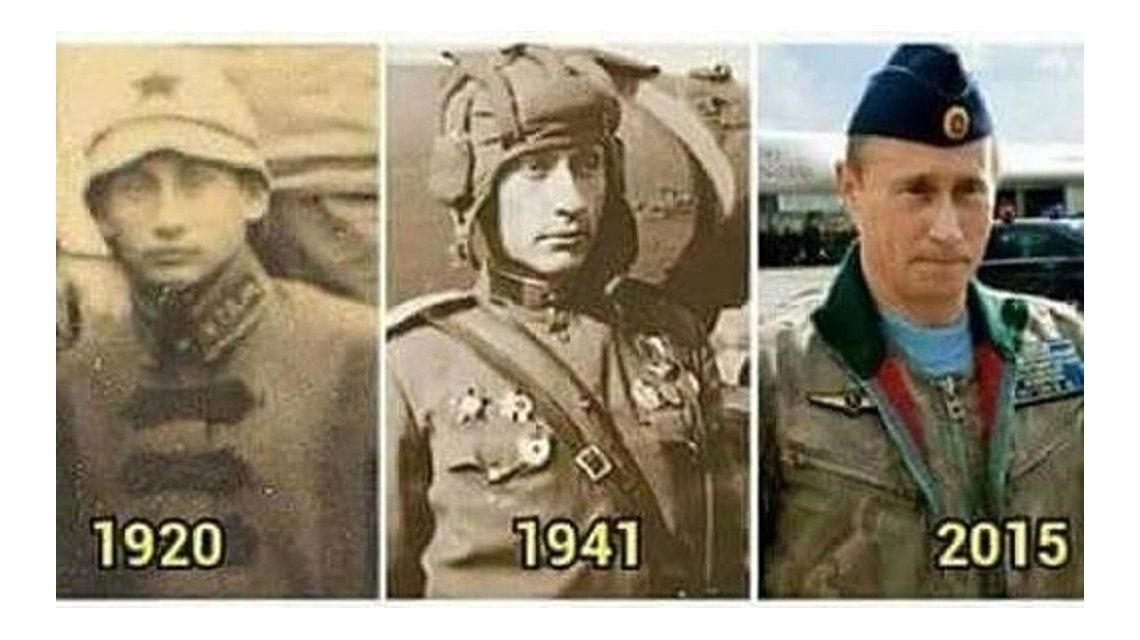 ¿Vladimir Putin es inmortal? Éstas son las pruebas de la insólita teoría