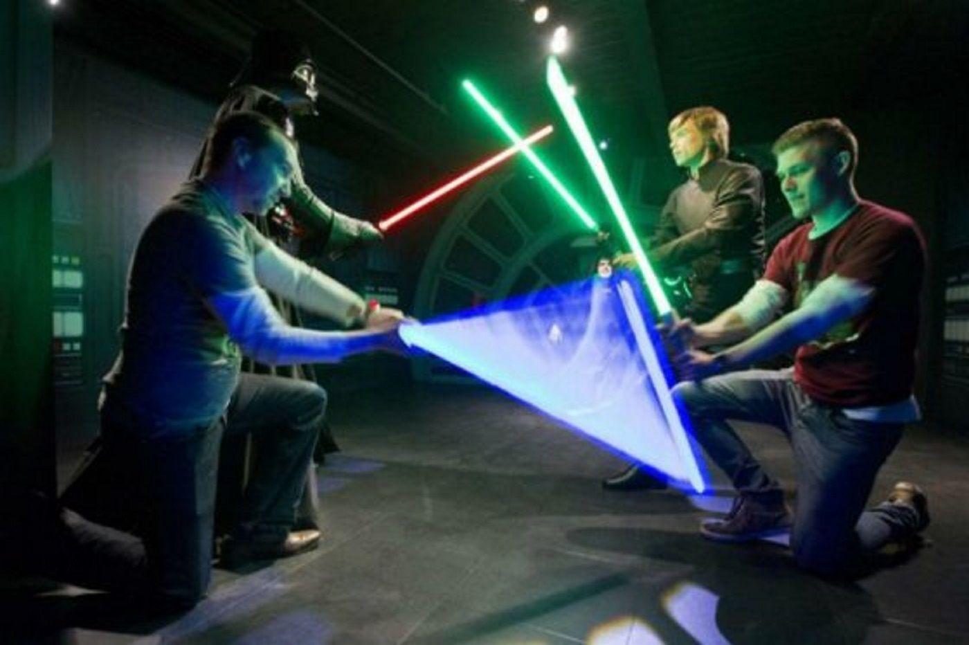 La aplicación de Google que convierte tu celular en una espada láser de Star Wars