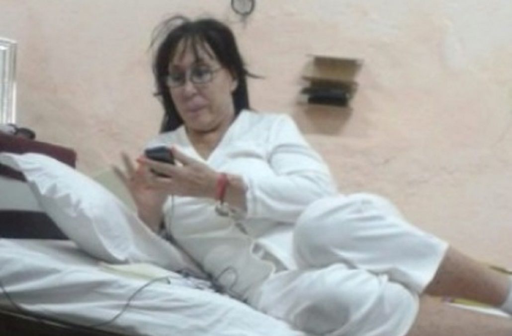 ¿Cómo es la vida de Moria Casán en la cárcel?