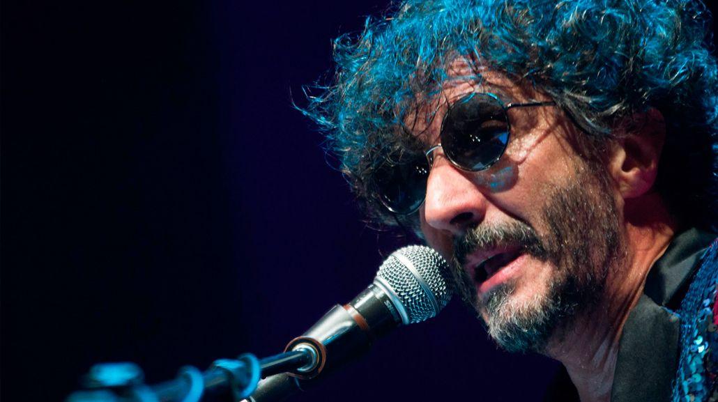 Fito Páez suspendió un show en Chile por motivos de salud
