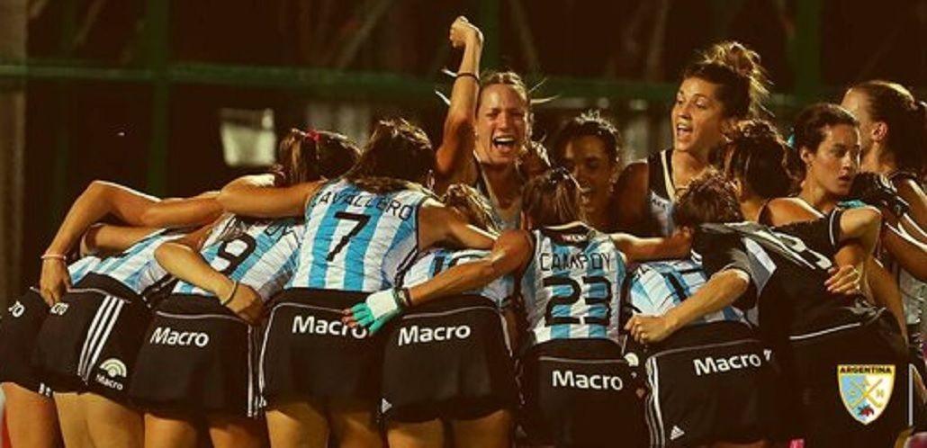 Las Leonas, campeonas de la Liga Mundial de Hockey tras golear a Nueva Zelanda