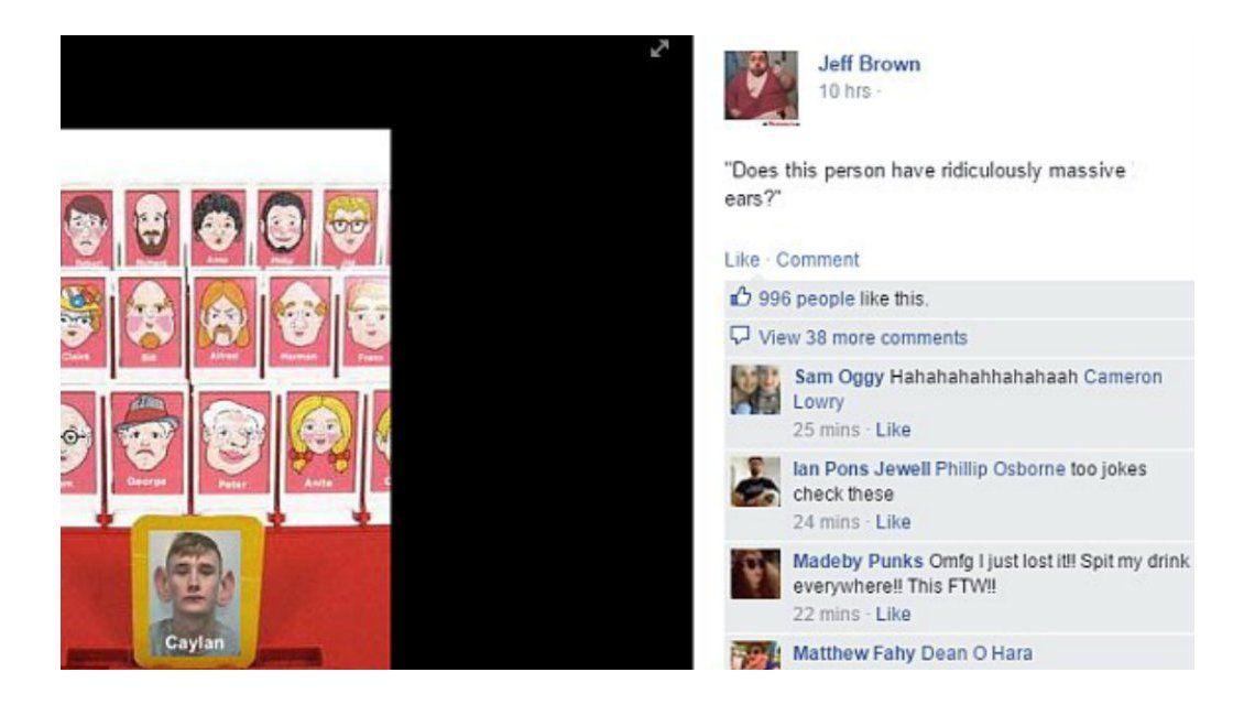 La Policía tuvo que retirar de su Facebook la foto de un prófugo por los memes que generó