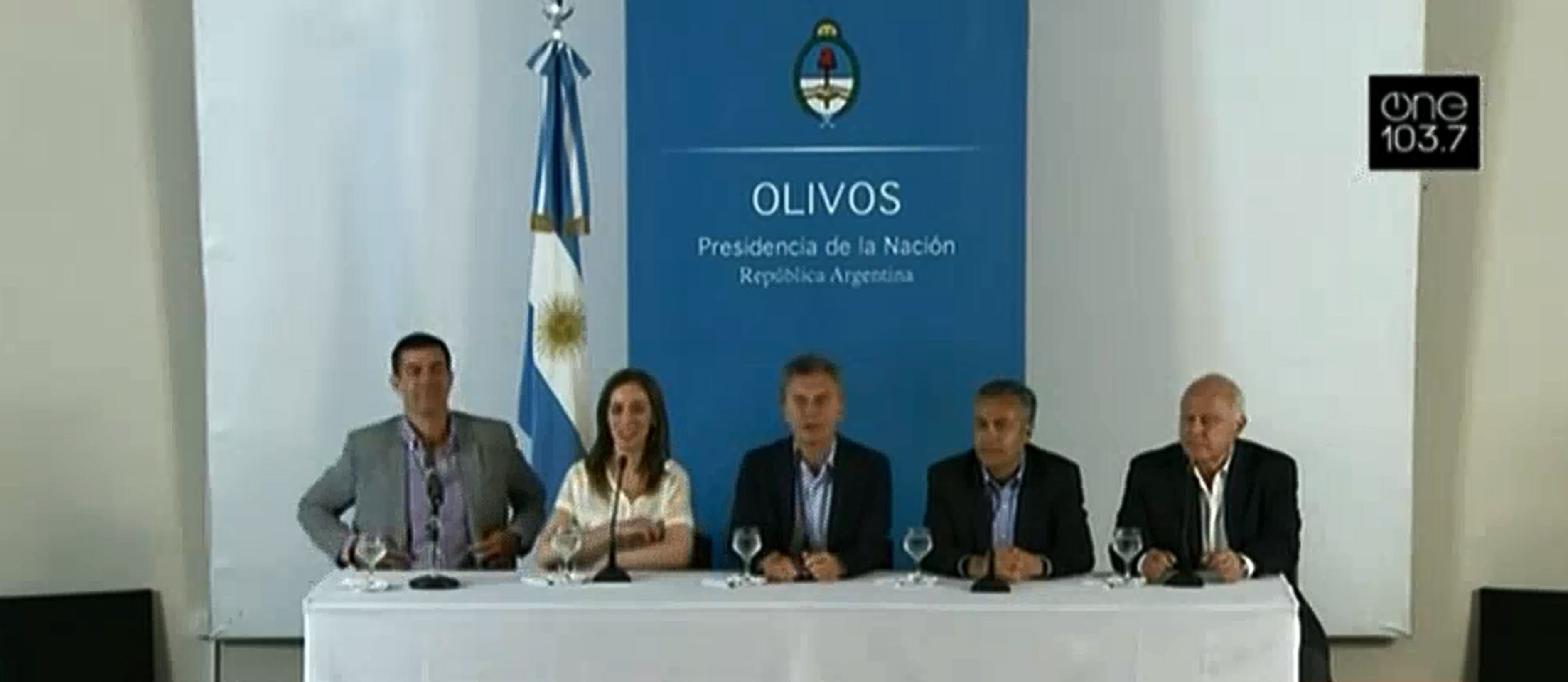 Reunión de Macri con los gobernadores: Tenemos que ser un equipo