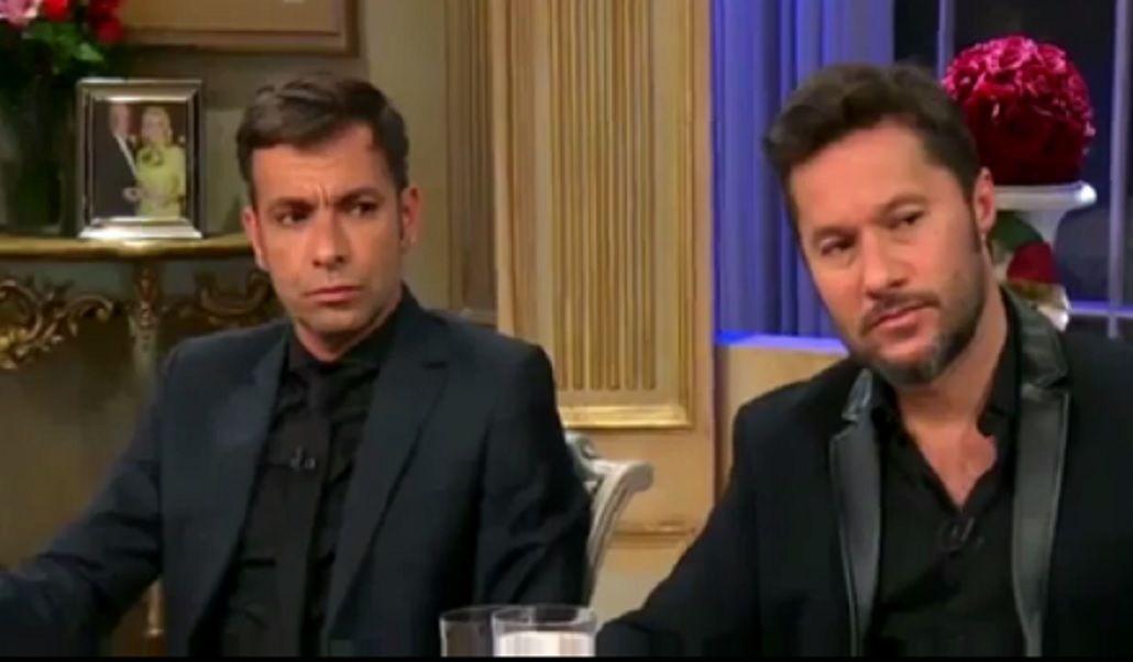Torres y Bossi estuvieron incómodos en la cena con Mirtha Legrand: ¿Qué paso?