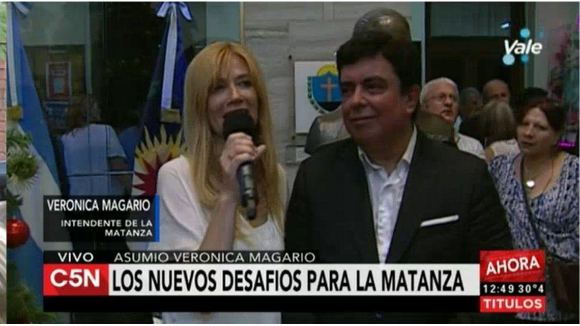 Magario desde La Matanza: Creo que sería importante una reunión con Vidal