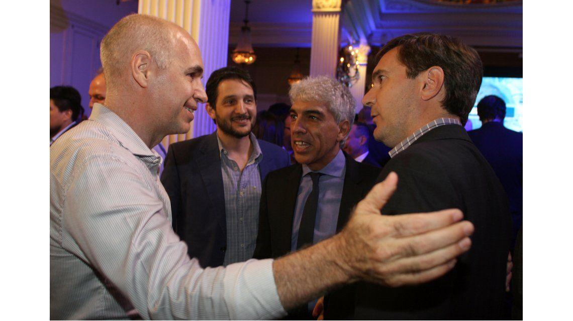 El cocktail de fin de año de Ámbito Financiero reunió a políticos y periodistas