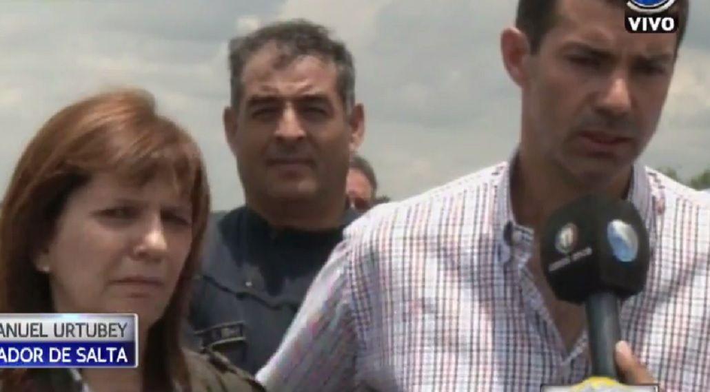Bullrich sobre la muerte de los 43 gendarmes: El presidente está muy consternado