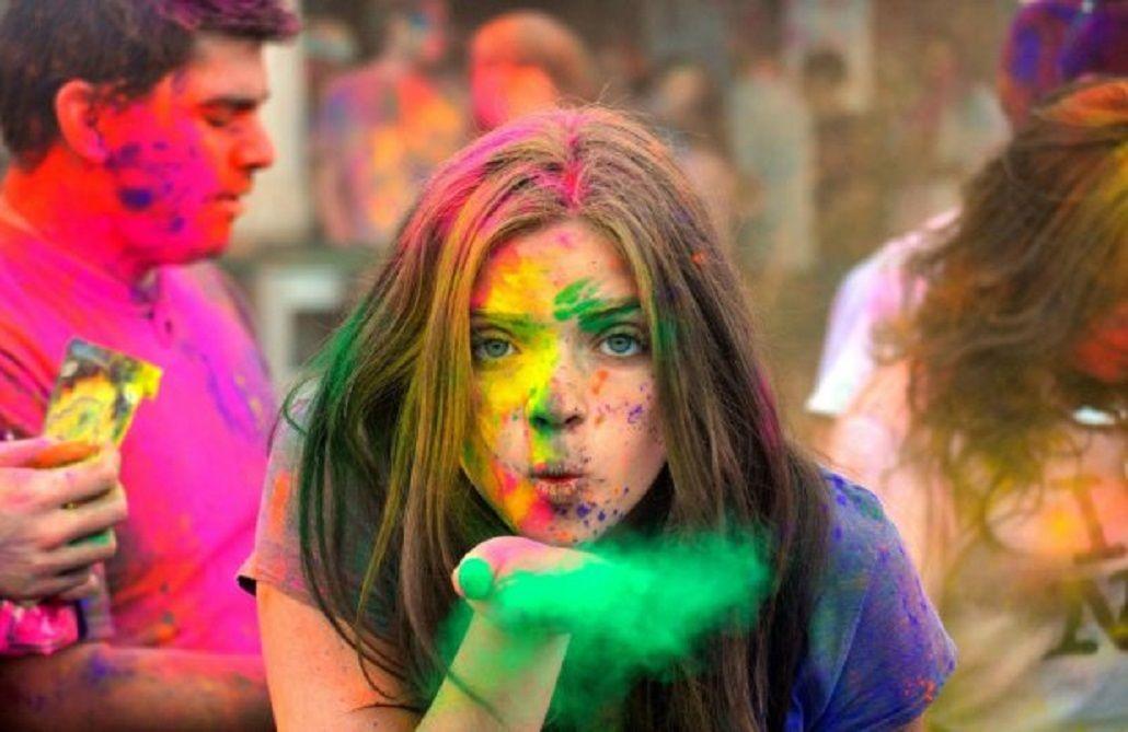¿Querés ir al Holi Festival Of Colours? minutouno.com sortea entradas