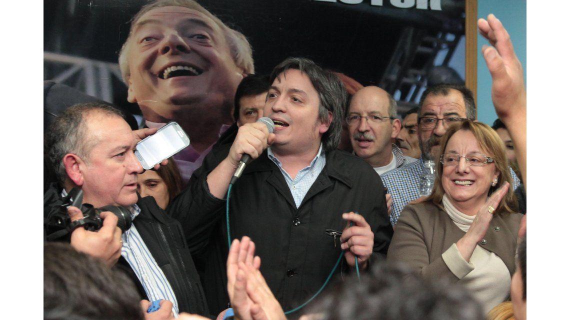 Máximo Kirchner: No nos representa que el peronismo agache la cabeza