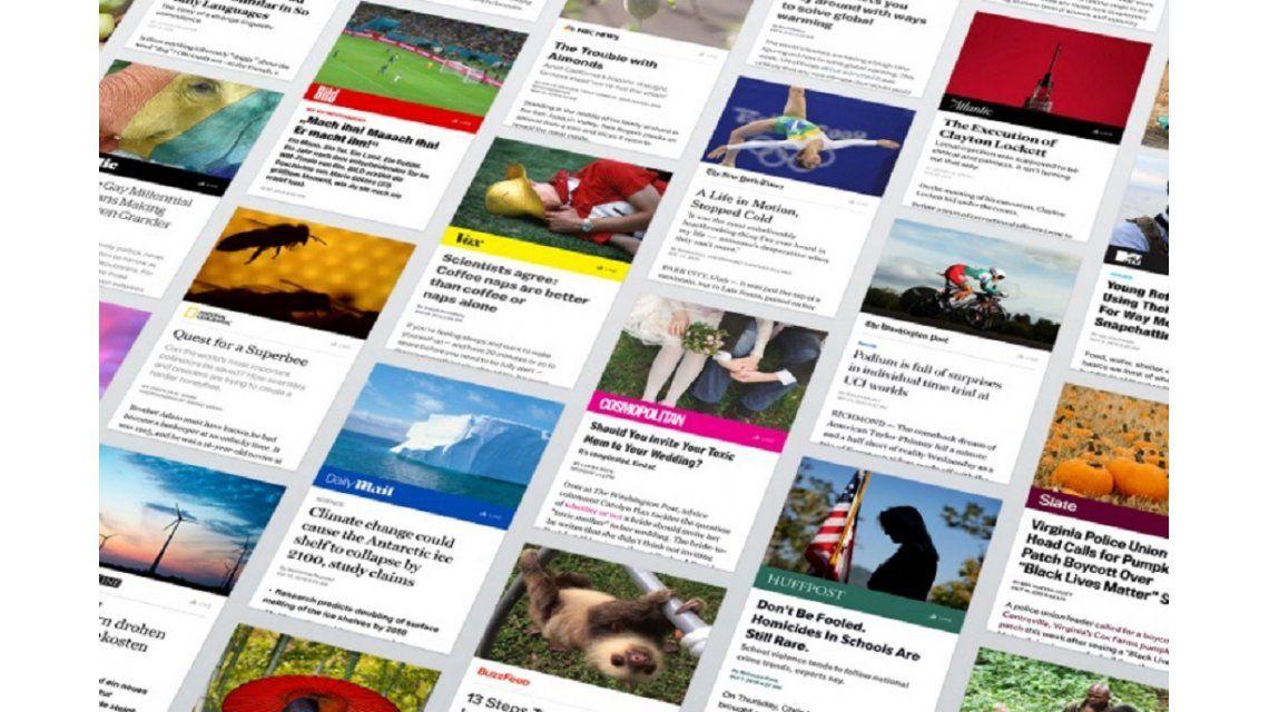 Instant Articles de Facebook ya está disponible en Android
