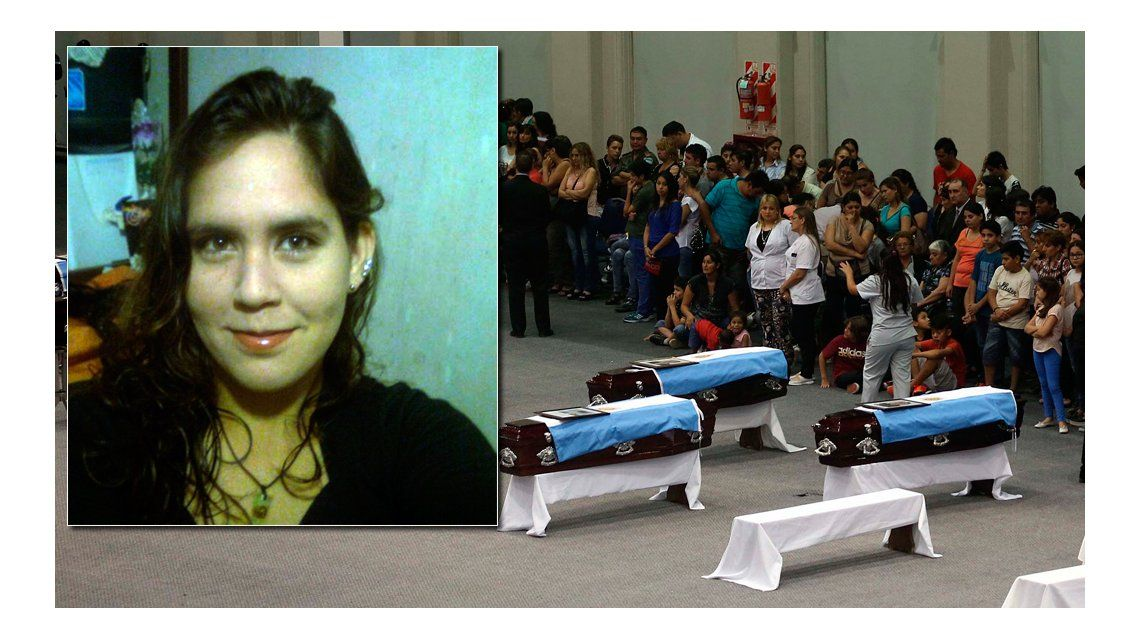 El mensaje de una gendarme que murió en Salta: Cuidate viejita linda, volveré pronto