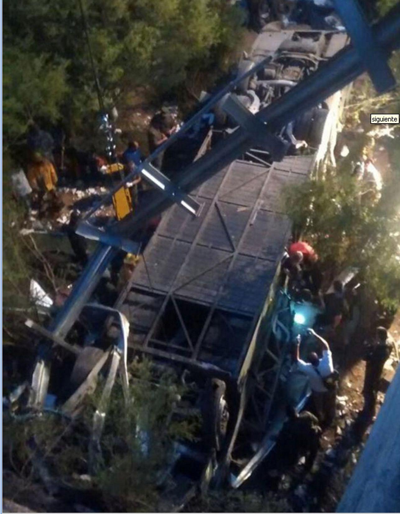 Macri sobre el accidente en Salta: Fue una desgracia muy desafortunada