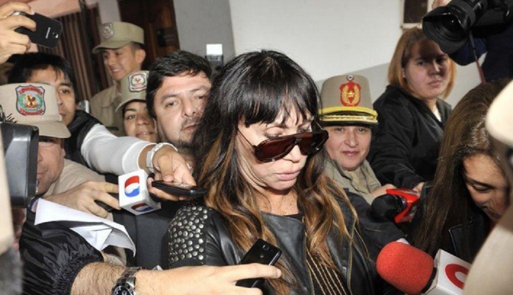 La jueza del caso Moria Casán tiene miedo de que la actriz se escape