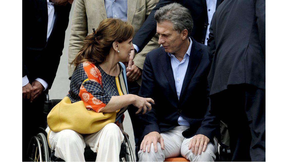Macri respaldó a Michetti: Creo en ella, está explicando todo en la Justicia