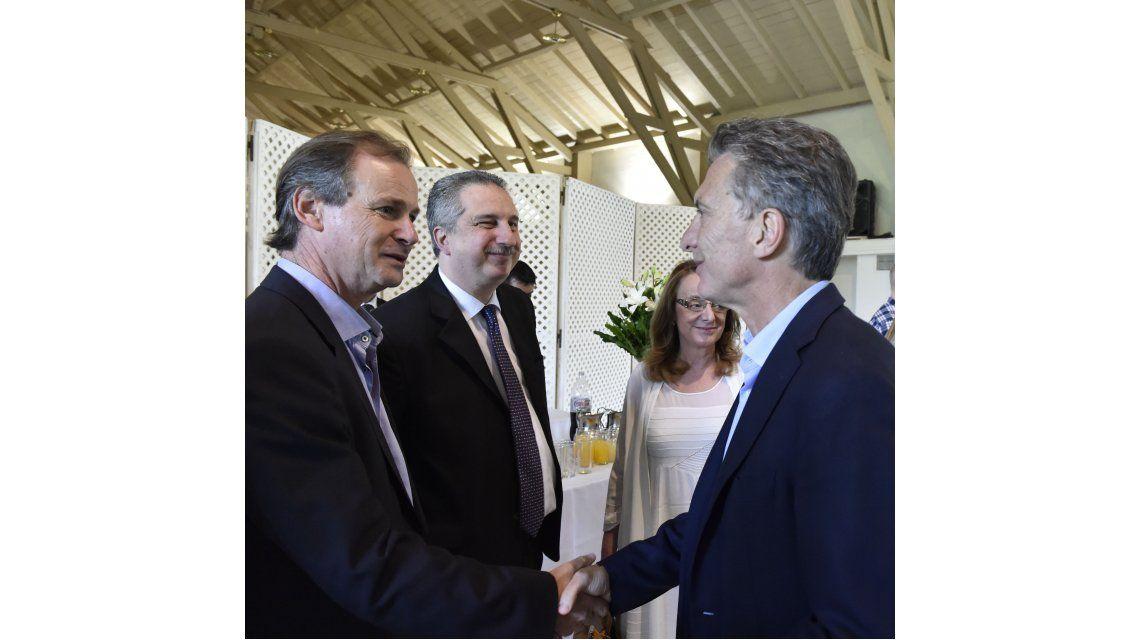 Macri se reunió con los gobernadores provinciales