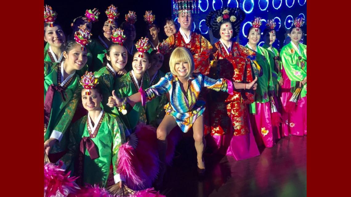 Los momentos más insólitos de Soledad Silveyra en el Bailando