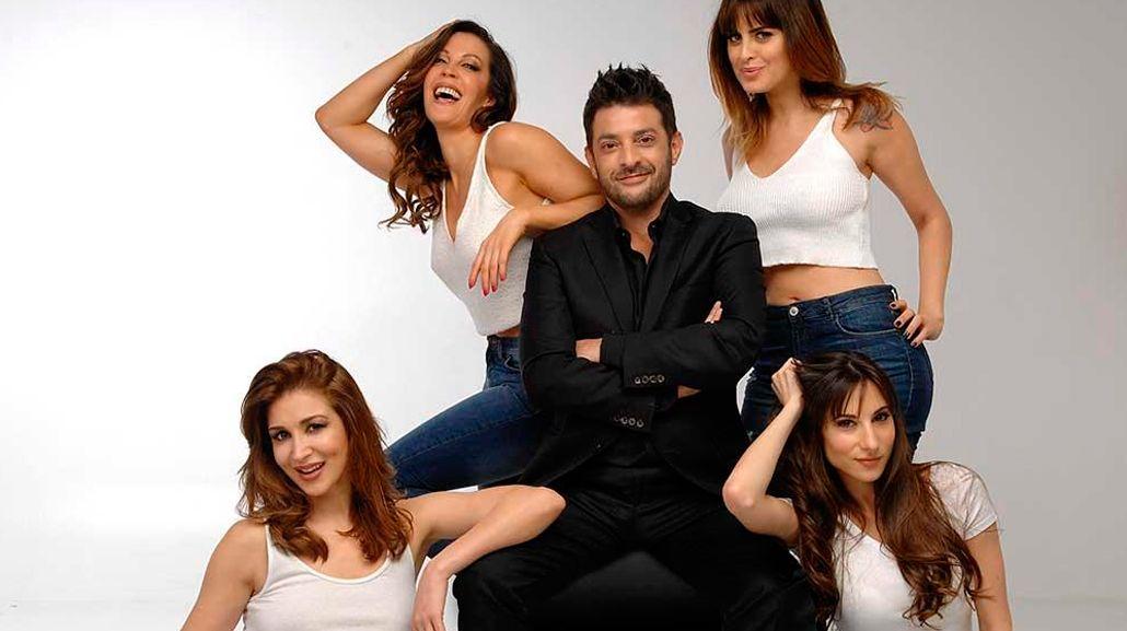El sensual backstage de la obra de Magui Bravi y Silvina Luna