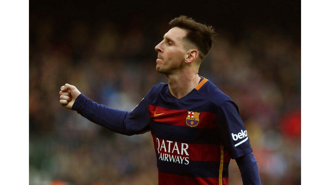 El golazo de Lionel Messi de tiro libre antes del Mundial de Clubes