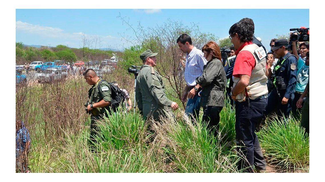 Urtubey se traslada a Rosario de la Frontera por el accidente de los gendarmes