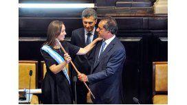 Vidal no descartó denunciar a Scioli por irregularidades en varios organismos