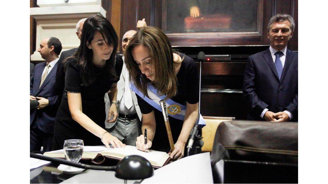 Vidal, primera mujer gobernadora de la Provincia en la historia