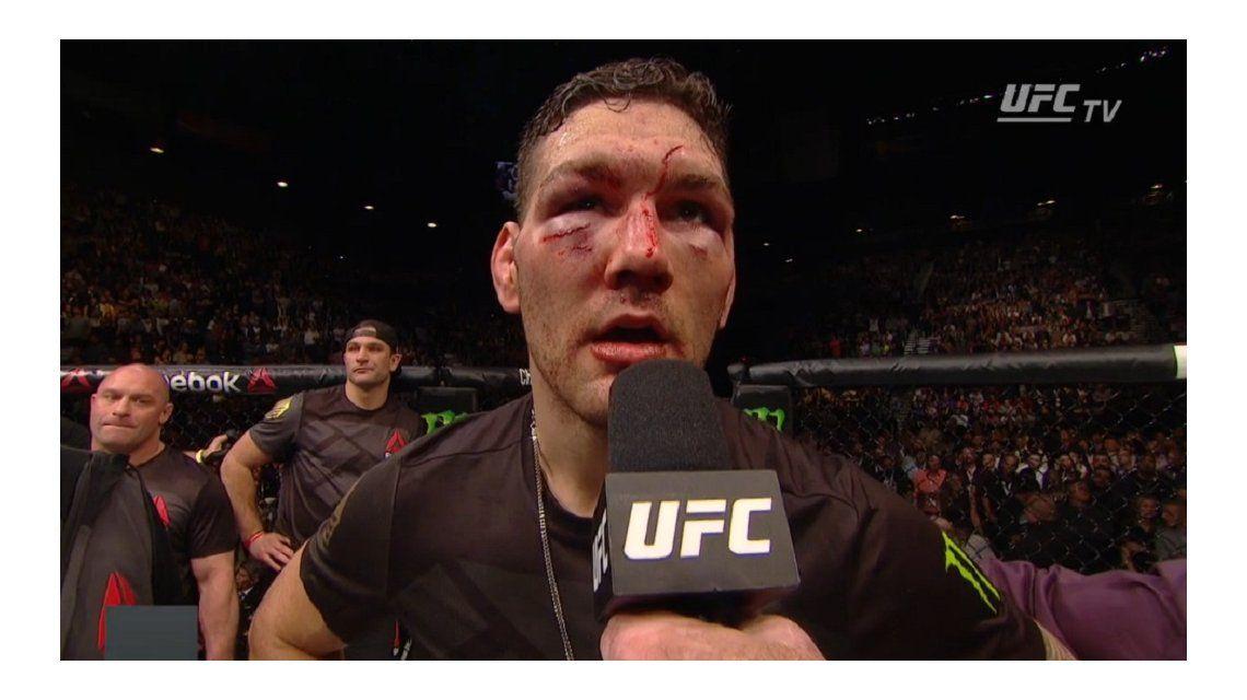 Tremendo nocaut: la pelea más esperada de UFC terminó ¡en 13 segundos!