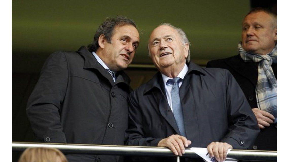 Joseph Blatter y Michel Platini ya tienen fecha para declarar ante la FIFA