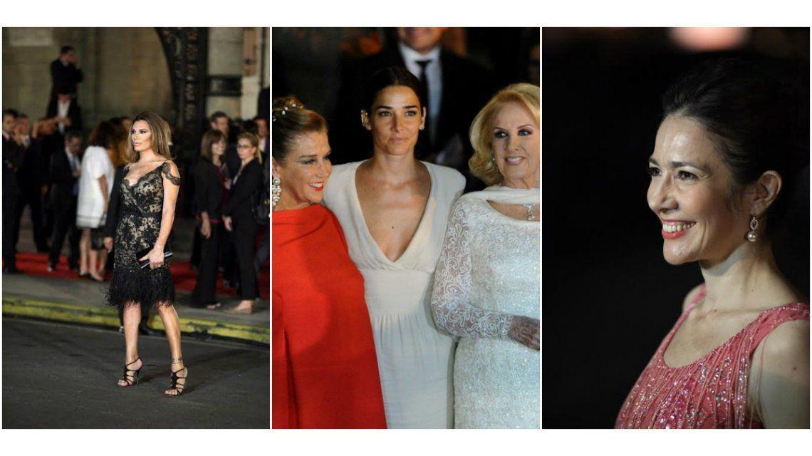 Las fotos de los famosos invitados en la gala del Teatro Colón