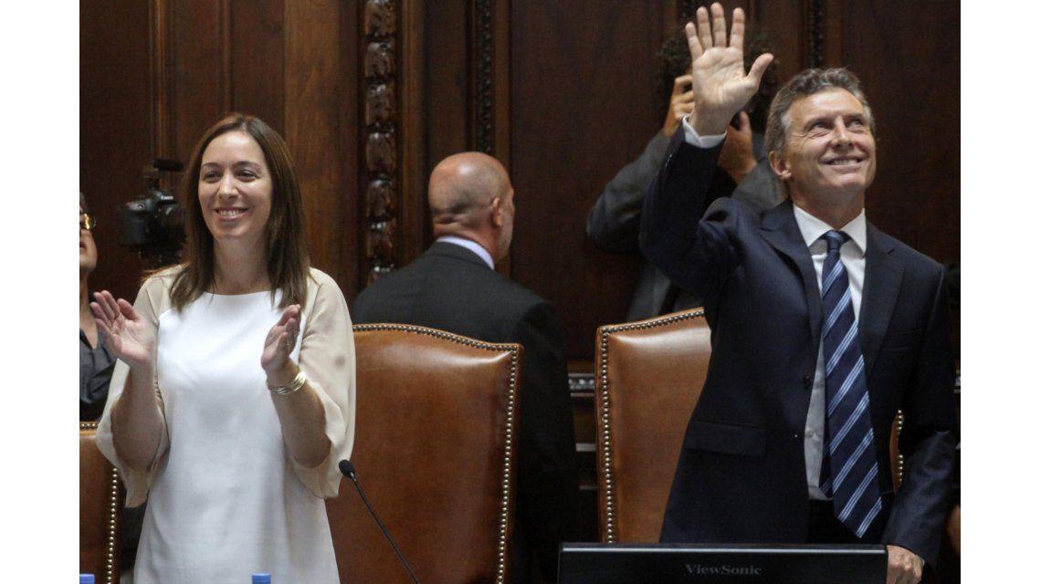 Para Vidal, la reunión de gobernadores y Macri abre un espacio de diálogo