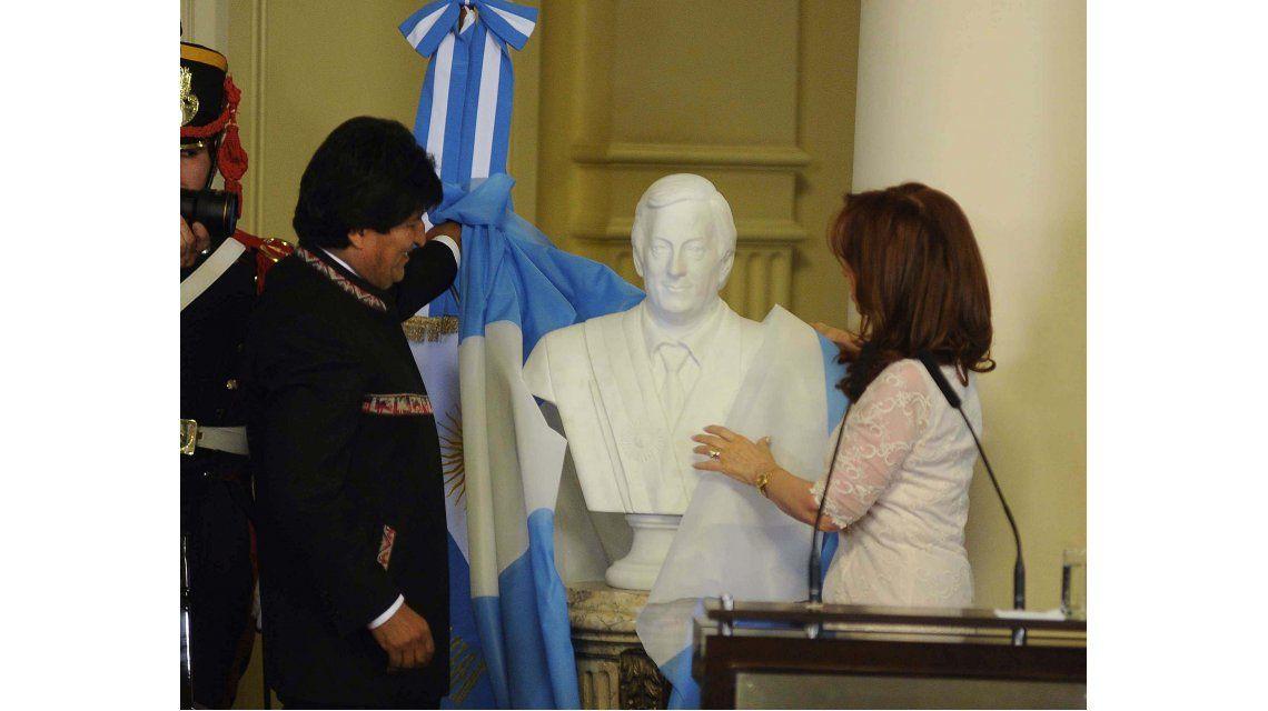 Último acto de Cristina: La gente va a defender los derechos adquiridos en estos doce años