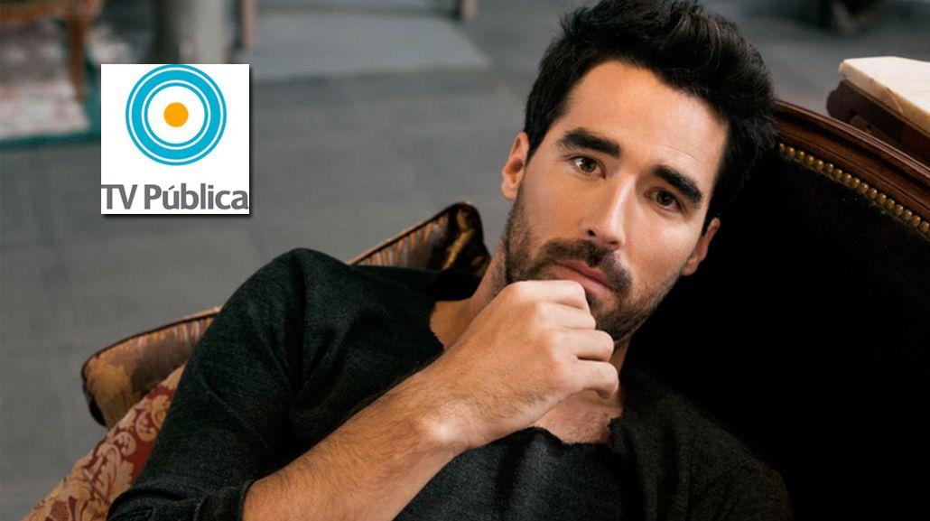 Nacho Viale no será el director de la TV Pública