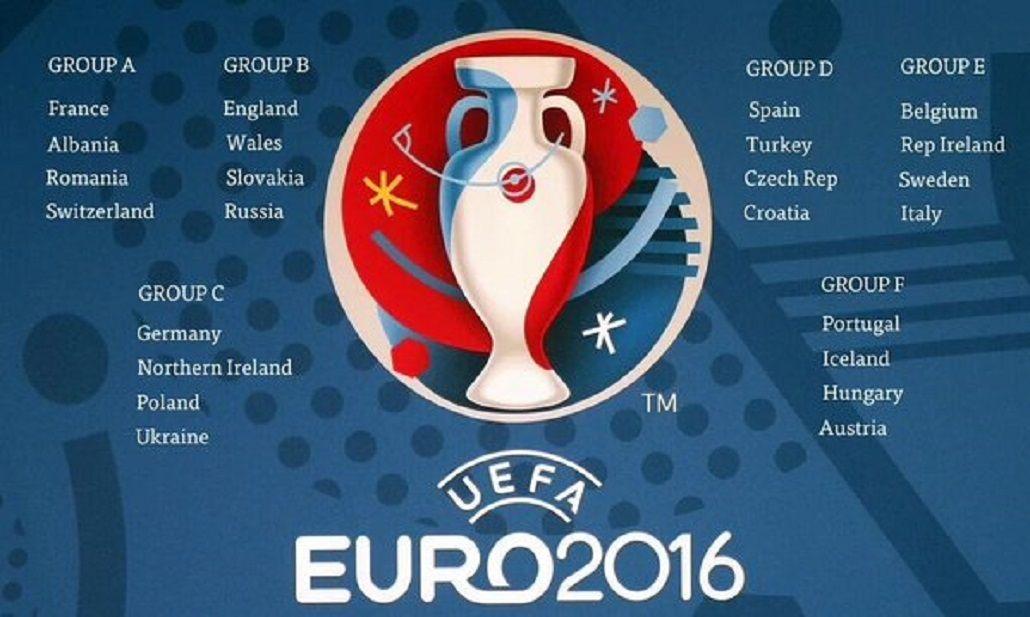 Eurocopa Francia 2016: así quedaron sorteados los grupos