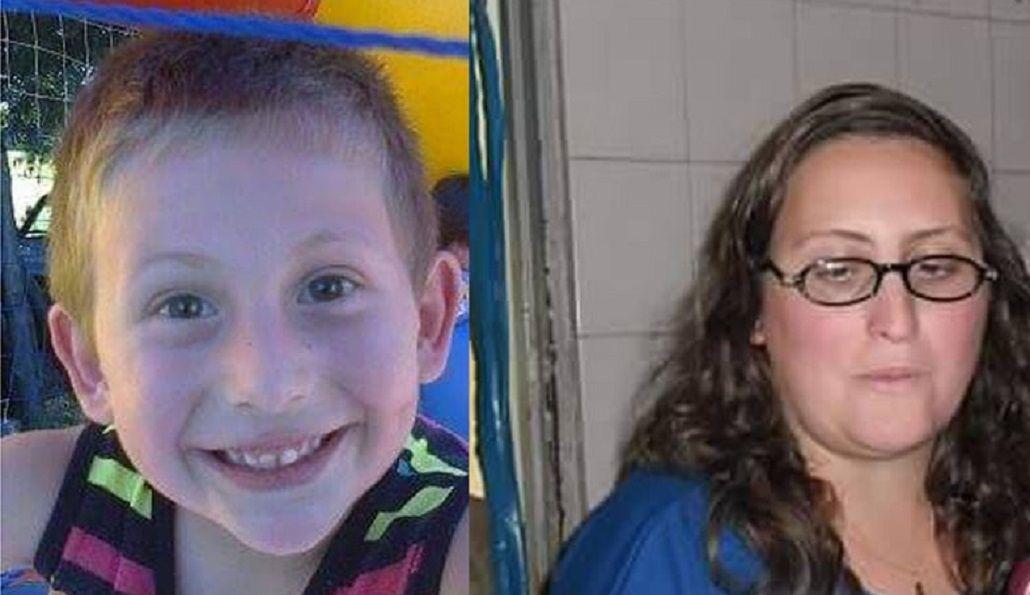 Buscan a una madre y a su hijo que desaparecieron hace una semana en Entre Ríos