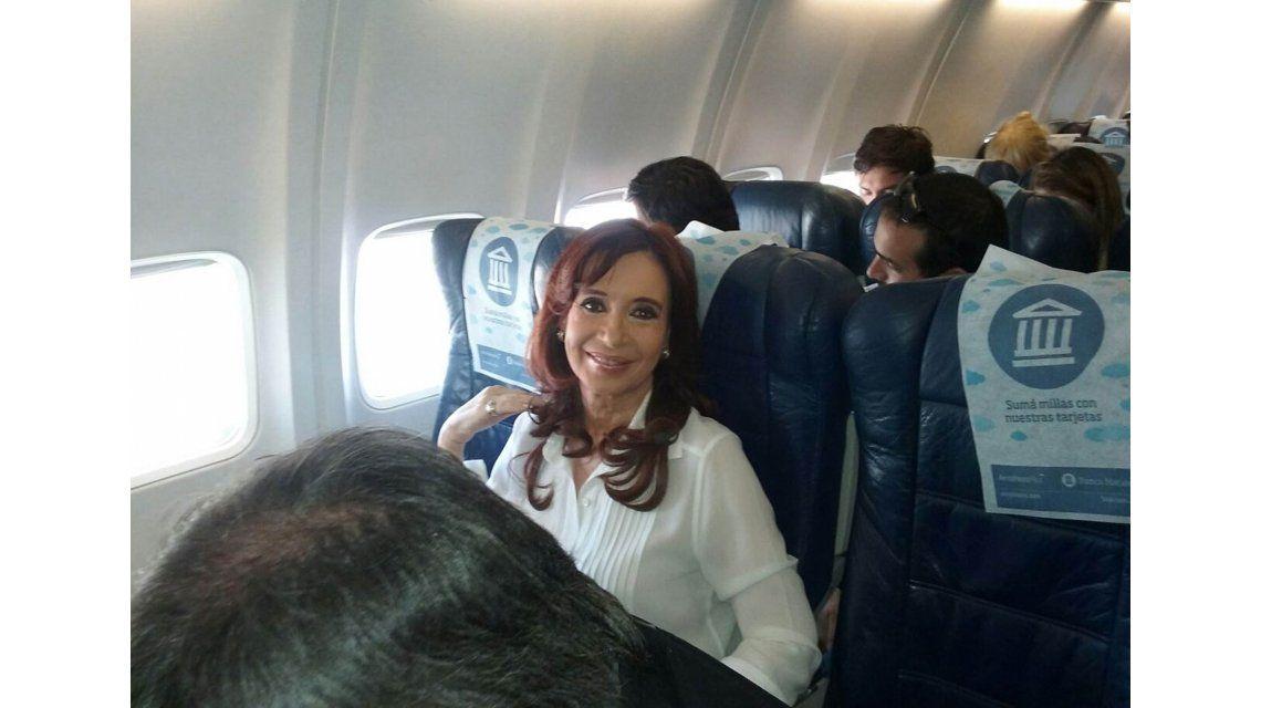 Cristina: Más condonaciones de deuda para Macri