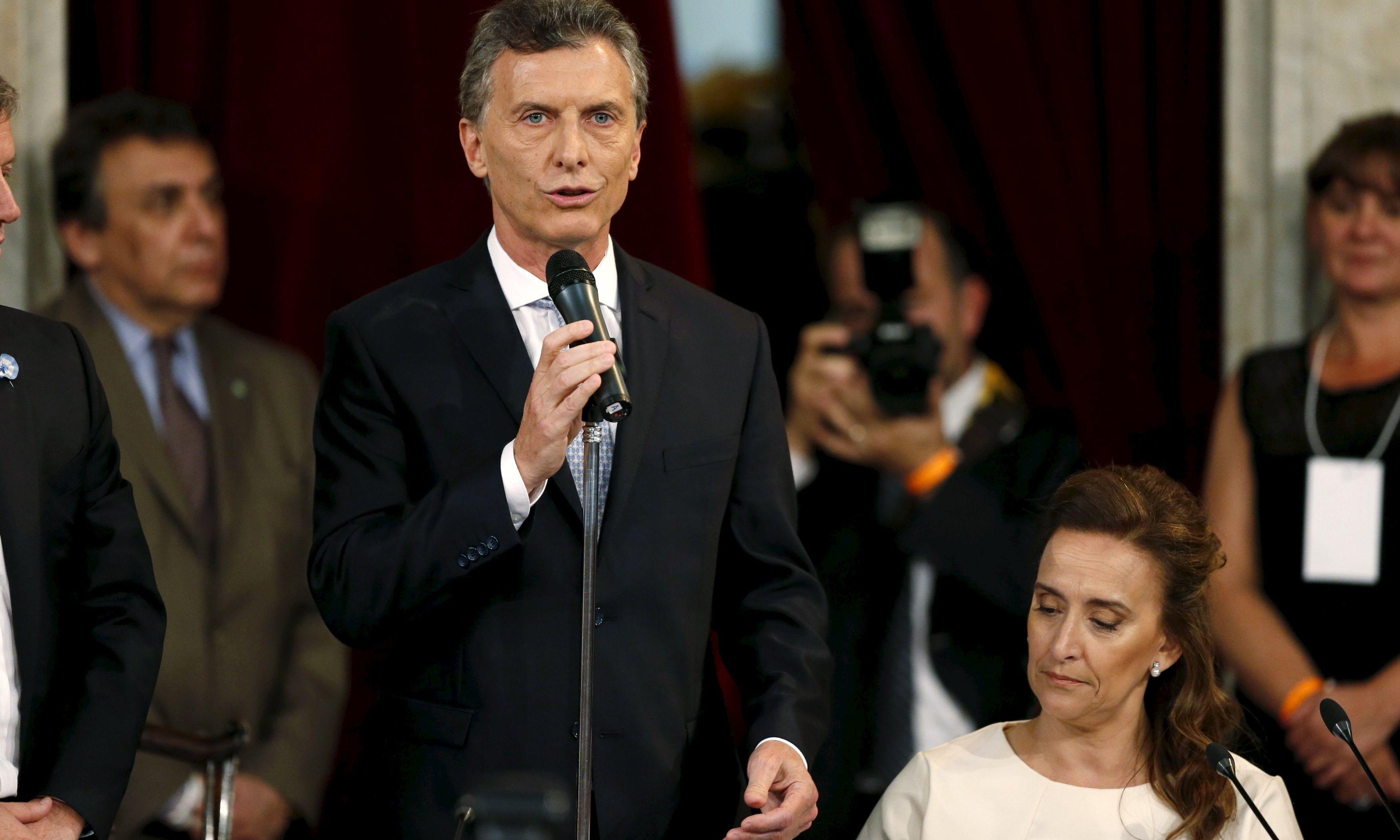 Macri recibe hoy en Olivos a los gobernadores de los 24 distritos