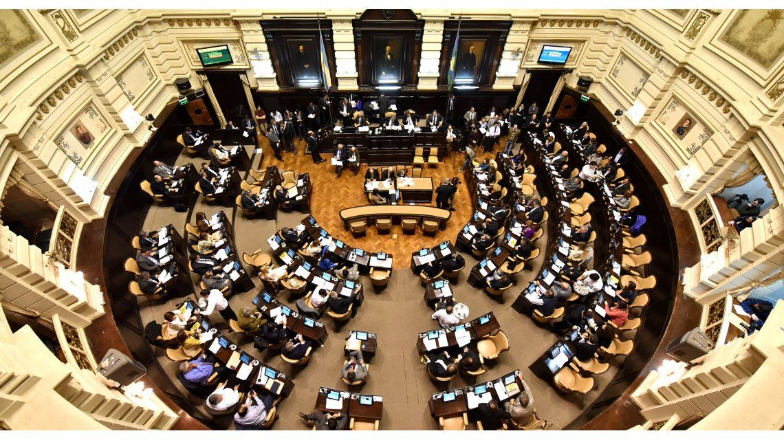 La Legislatura bonaerense convirtió en ley la reforma ministerial