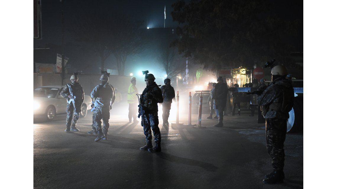 Cuatro muertos en un atentado yihadista en la embajada de España en Afganistán