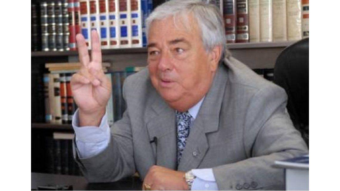 José Luis Meiszner se entregó a la Justicia