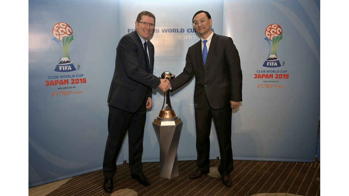 De no creer: en medio del escándalo en la FIFA, Alibaba auspiciará el Mundial