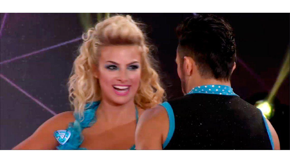 En ShowMatch mostraron fotos hot del novio de Ailén Bechara y ella reaccionó: Soy celosa