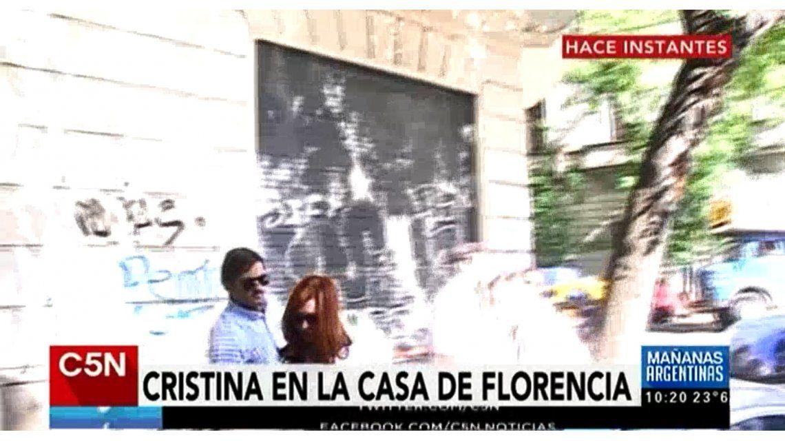 Primeras declaraciones de Cristina Kirchner como ex presidenta: ¿qué dijo?
