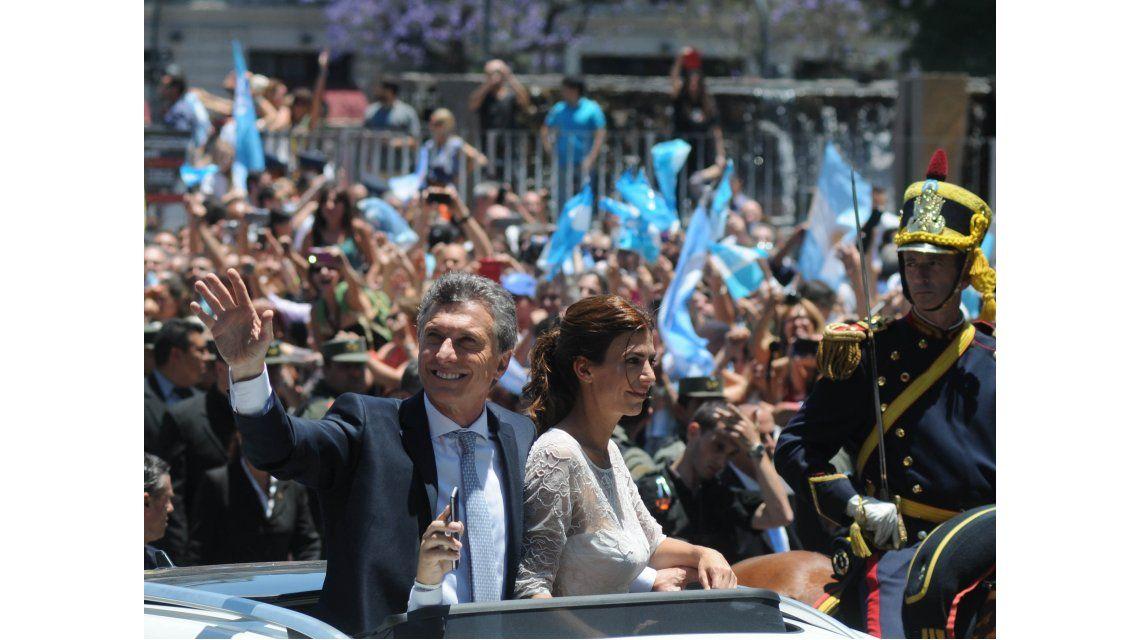 La imágenes de #MacriPresidente