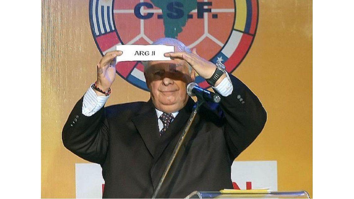Otro argentino en el escándalo de la FIFA: Deluca pide la exención de prisión