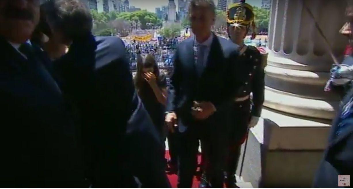 Juró Mauricio Macri y es el nuevo presidente de los argentinos