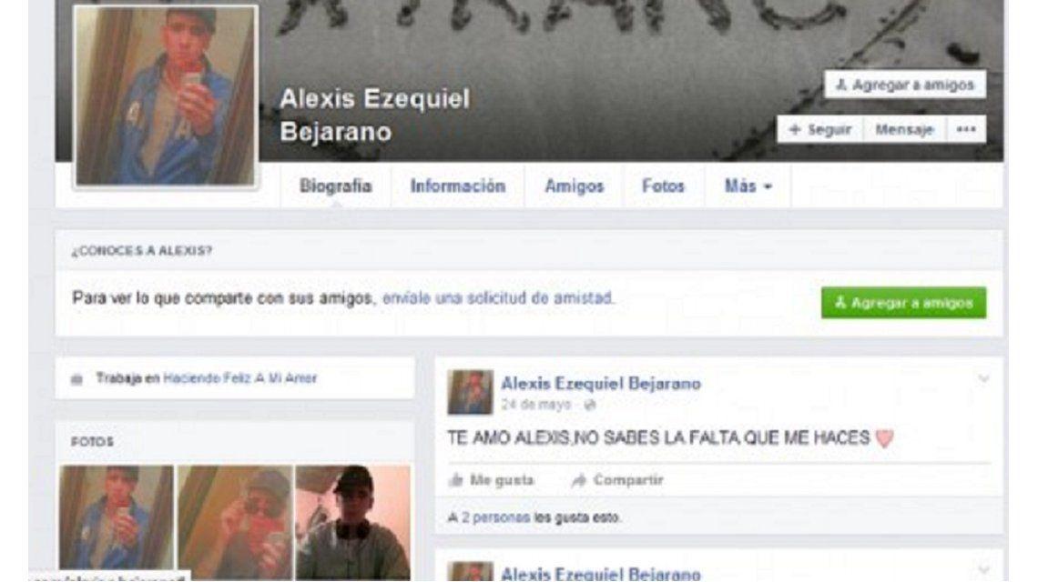 Lo reconocieron por Facebook y condenaron a perpetua por quemar vivo a un indigente