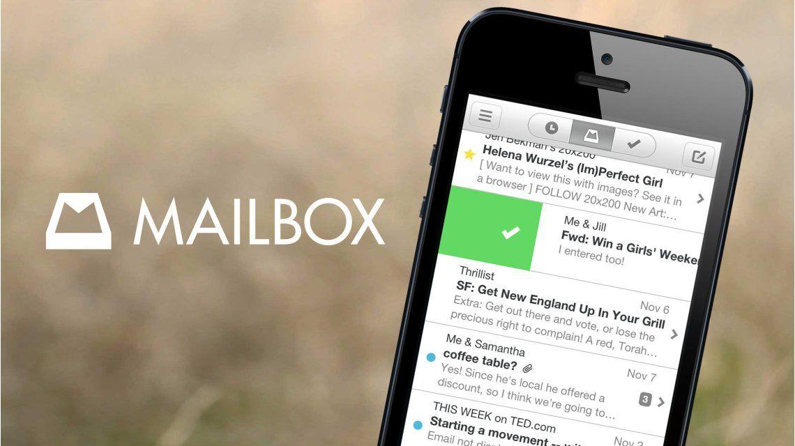 Dropbox cerrará sus aplicaciones de correo electrónico y fotos