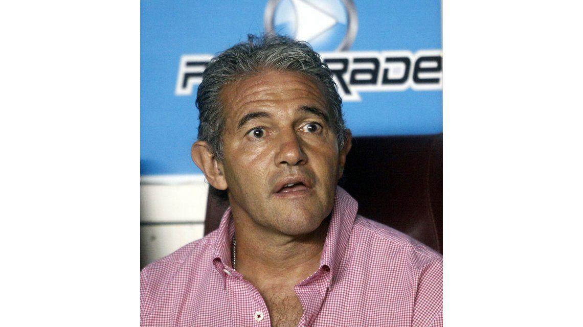 Jorge Burruchaga intentará salvar a un equipo del descenso a la B Nacional
