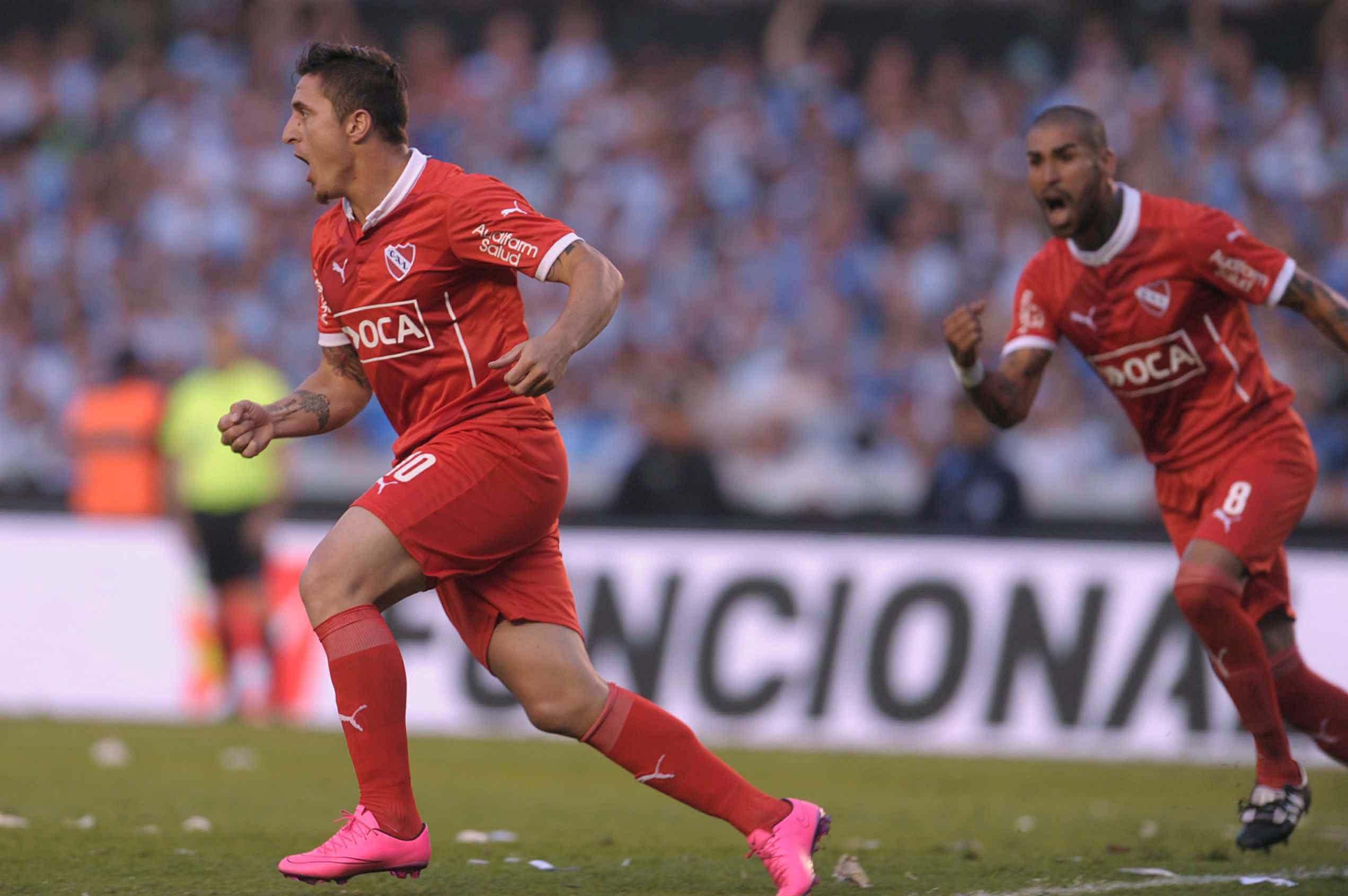 Mirá los goles del clásico de Avellaneda en el Cilindro