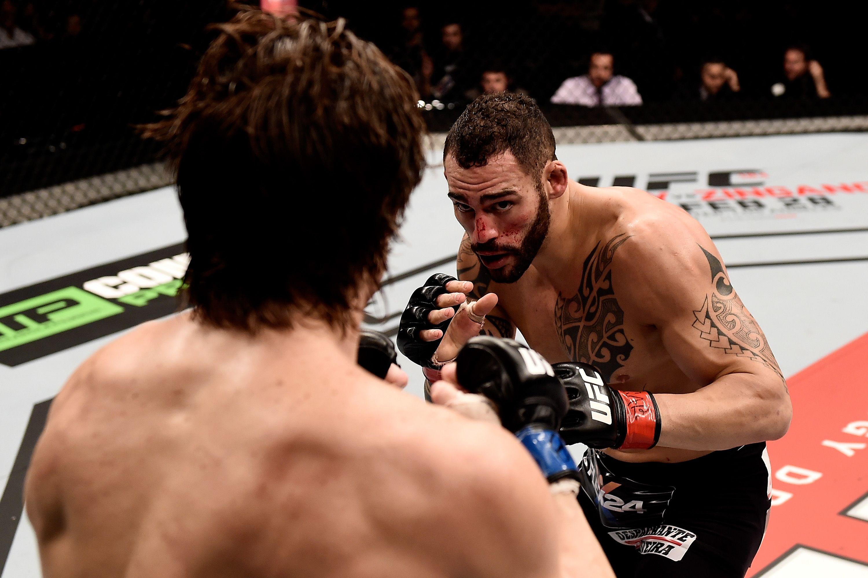 Ponzinibbio vuelve a Las Vegas en UFC: Quiero terminar el año con una victoria