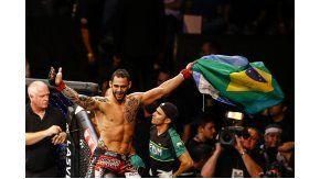 El argentino va por su sexto triunfo en UFC